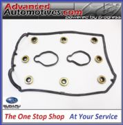 Genuine Subaru Impreza Turbo LH Rocker Cover Gasket Kit V7 V8 00-05 GGA GDA UK
